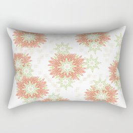 lilies dressed up Rectangular Pillow