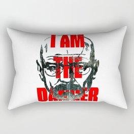 I am the Danger Rectangular Pillow