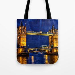 Tower Bridge , London, England, UK Tote Bag
