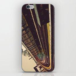 Meet me in the city iPhone Skin