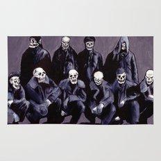 SQUAD 666: Bastard Sons of Satan Rug