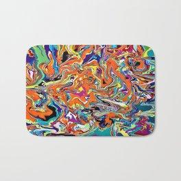 Psychedelic Dream Bath Mat