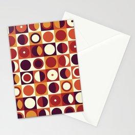 Mid Century Modern Art 4.1 Stationery Cards