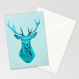 Blue Guardian Stationery Cards