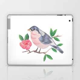 Bird Flora Laptop & iPad Skin