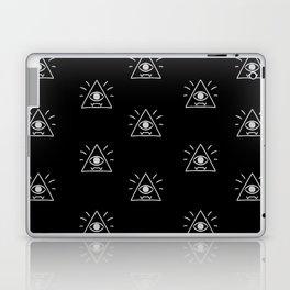 Eye of Providence Pattern Laptop & iPad Skin