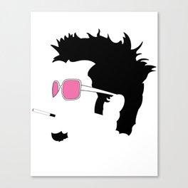 Jack's Smirking Revenge Canvas Print