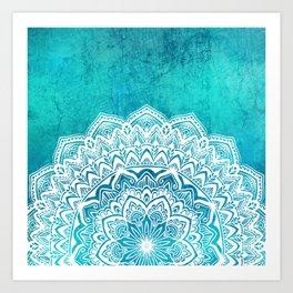 Mandala B Art Print