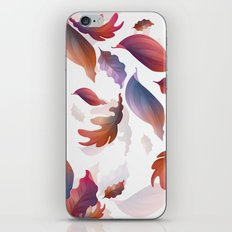 Abstract Autumn iPhone Skin