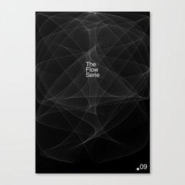 The Flow Series #09 Canvas Print