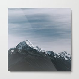mountains Metal Print