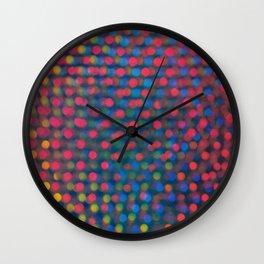 Optics and You Wall Clock