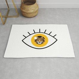Eye of The Tiger Rug