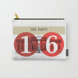 Tea Party White House 2016 Carry-All Pouch