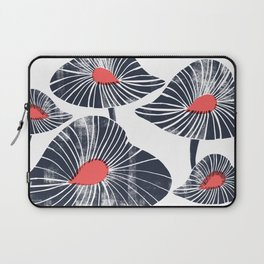 red anthurium Laptop Sleeve