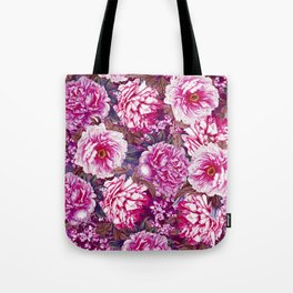 Romantic Garden VII Tote Bag