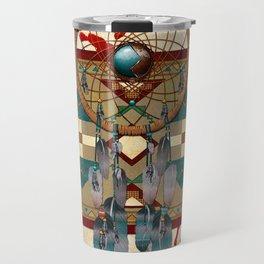 Catching Spirit Native American Travel Mug