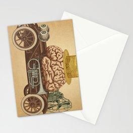 Intelligent Car Stationery Cards