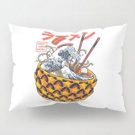 Great vibes ramen Pillow Sham