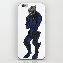 Everybody's favourite turian officer iPhone Skin