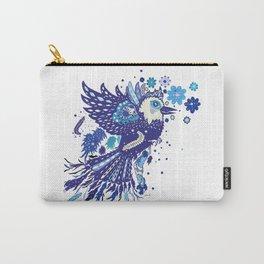 Blue Phenix Carry-All Pouch