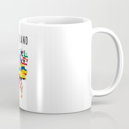 netherlands country symbol Coffee Mug