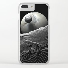 Doesn't Remind Me Clear iPhone Case