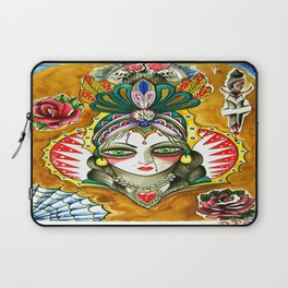Fortune Teller Laptop Sleeve