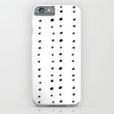 Modern boho dot Slim Case iPhone 6s