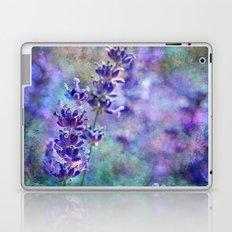 Lavender Grunge Laptop & iPad Skin