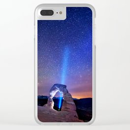 See The Stars Clear iPhone Case