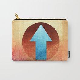 Arrow Composition III Carry-All Pouch
