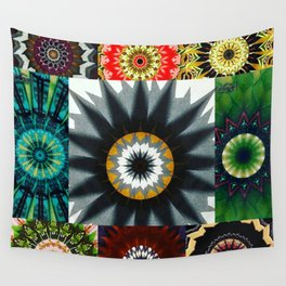 Kaleidoscope Photo Art Wall Tapestry