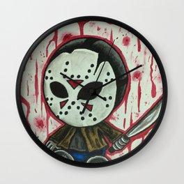 Baby Jason Wall Clock