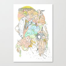 seventeenth daydream Canvas Print