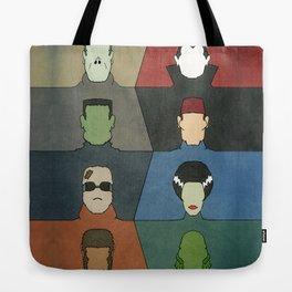 A Universal Horror Tote Bag