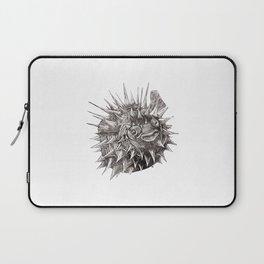 Smiling Blowfish  Laptop Sleeve