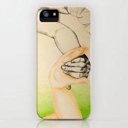 My Hands iPhone Case