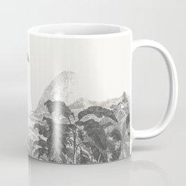 Palms and Mountain Coffee Mug