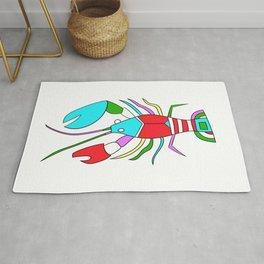Lobsters Rug