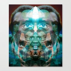 Cosby #1 Canvas Print