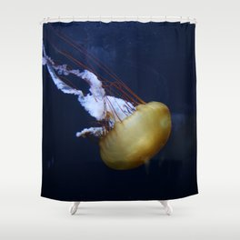 Gold Jelly DPG140203d Shower Curtain