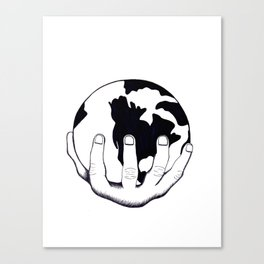 Imperialism Canvas Print