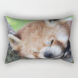 Red_Panda_20150705_by_JAMFoto Rectangular Pillow