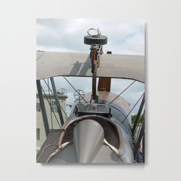 SE5a first world war aircraft. Metal Print