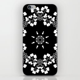 Flower ornament 20 iPhone Skin