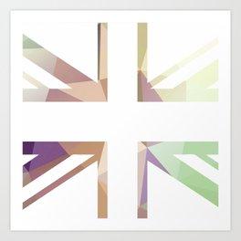 The Brits Art Print