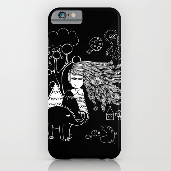 I'm Feeling Weird iPhone & iPod Case