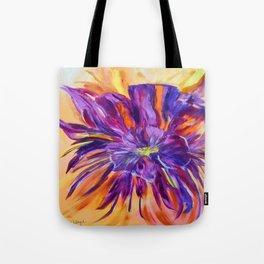 Abstract ochird Tote Bag
