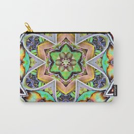 Natural Pattern No 2 Carry-All Pouch